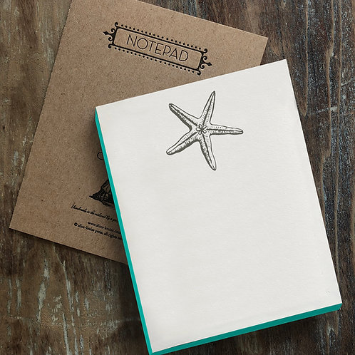 Starfish Notepad