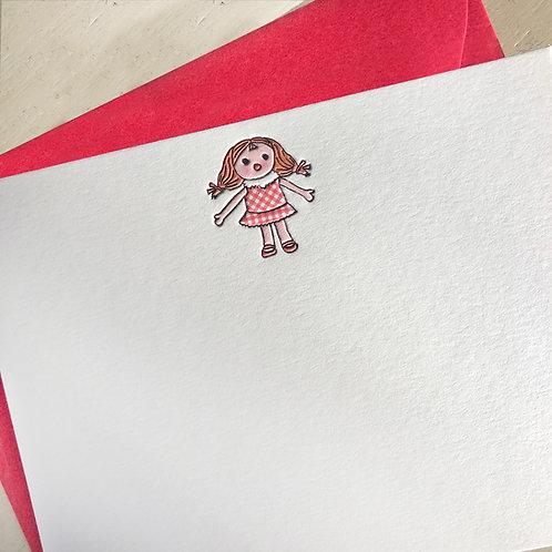 Dolly Notecard