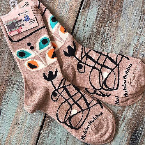 Hubba Hubba Women's Crew Socks