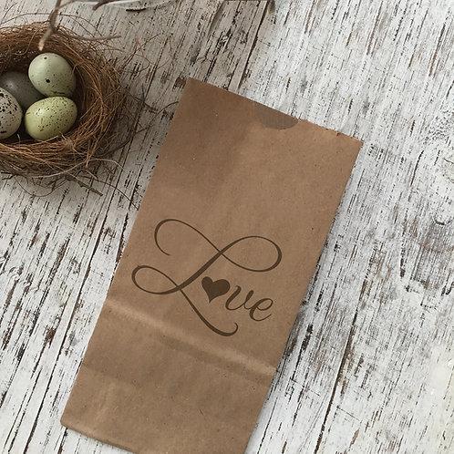 Love Snack Bag
