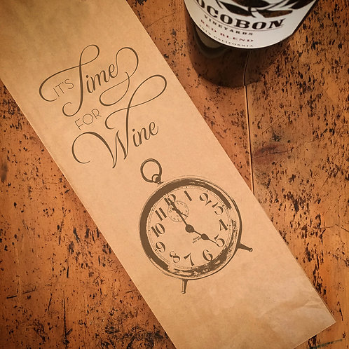 Time for Wine, Wine Bag