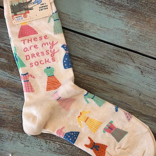My Dressy Women's Crew Socks
