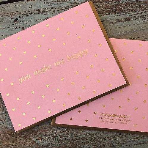 Make Me Happy Card