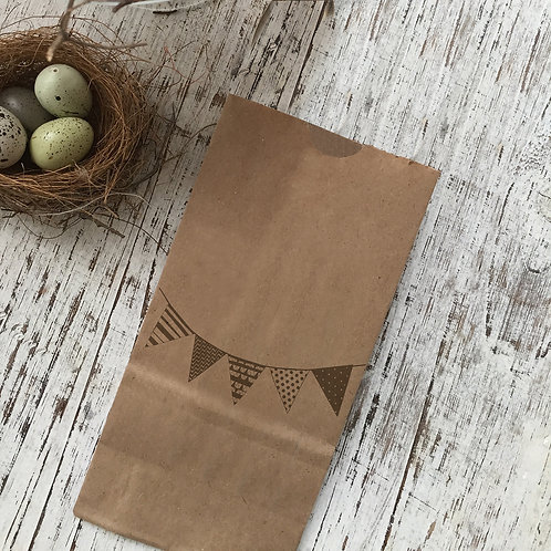 Pennant Snack Bag