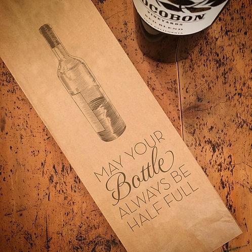 Half Full, Wine Bag