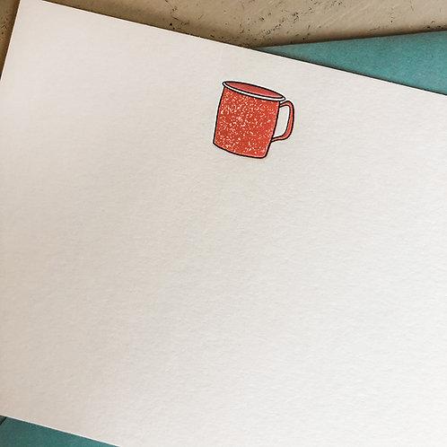 Mug Notecard