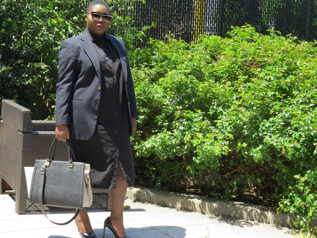 how to style:  little black dress