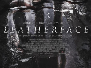 Leatherface is coming...