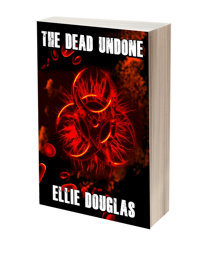 The Dead Undone Book Cover