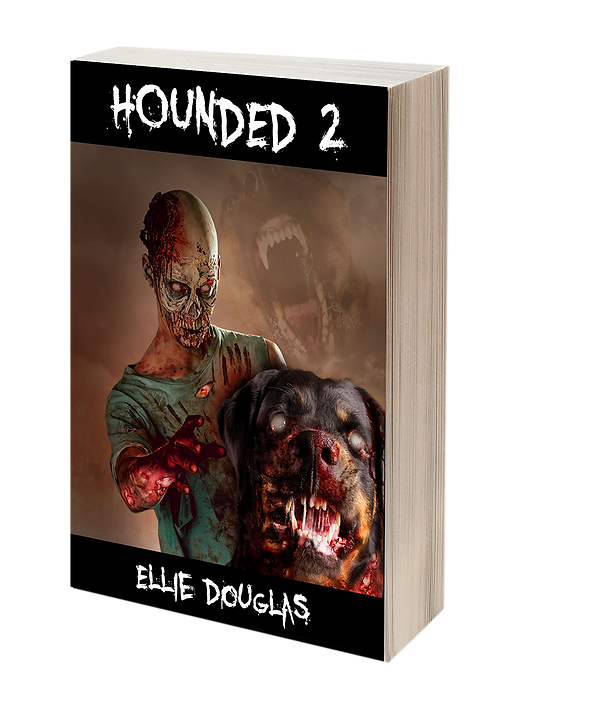 Hounded 2 Book Cover