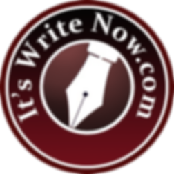 Logo for It's Write Now