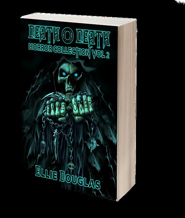 Death O Death Book Cover
