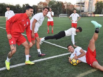 FC Milanese: un nuovo inizio