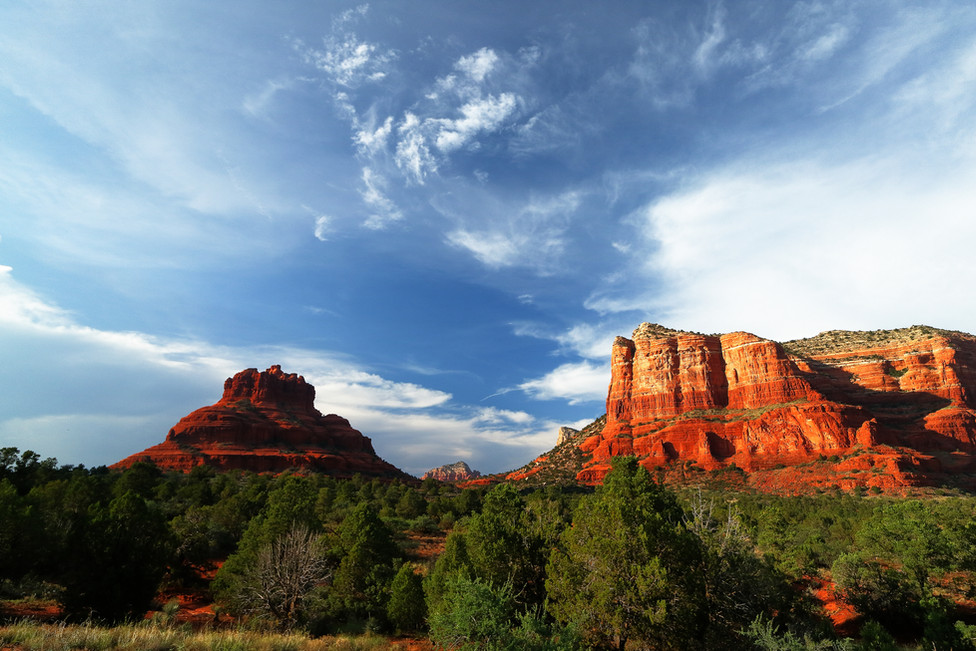 Arizona Buttes