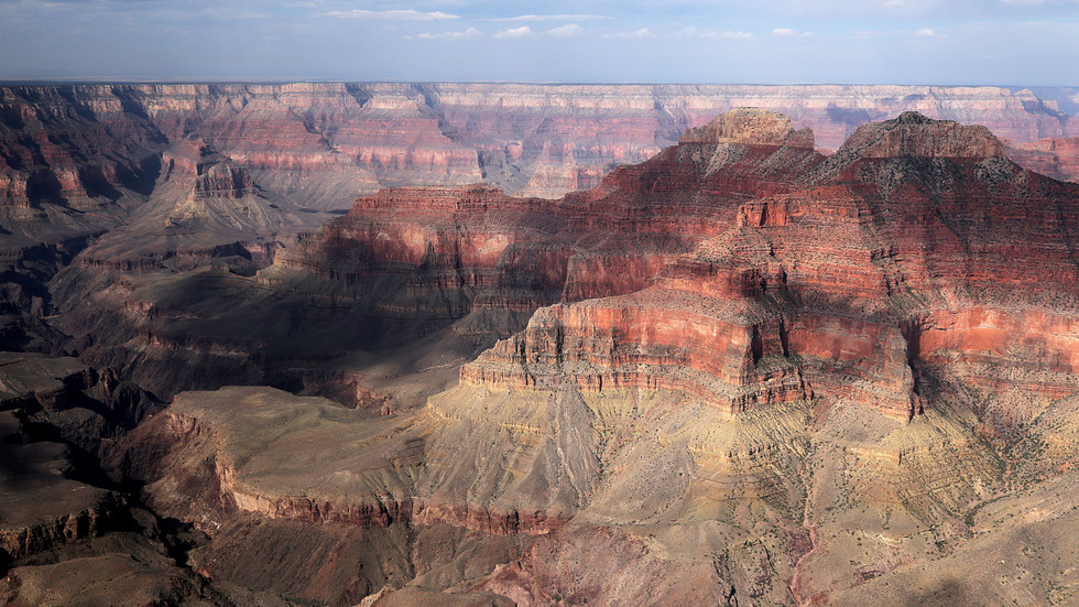 Grand Canyon Buttes