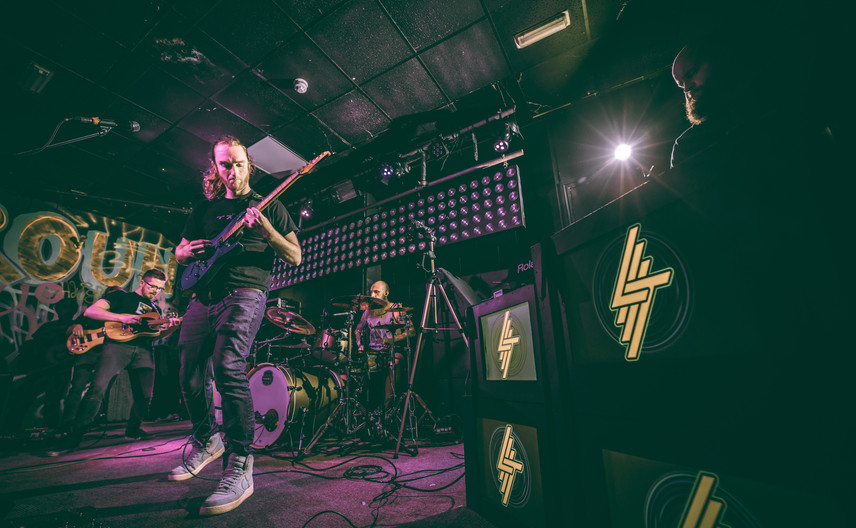 Lost in Lavender Town @The Underground, Stoke