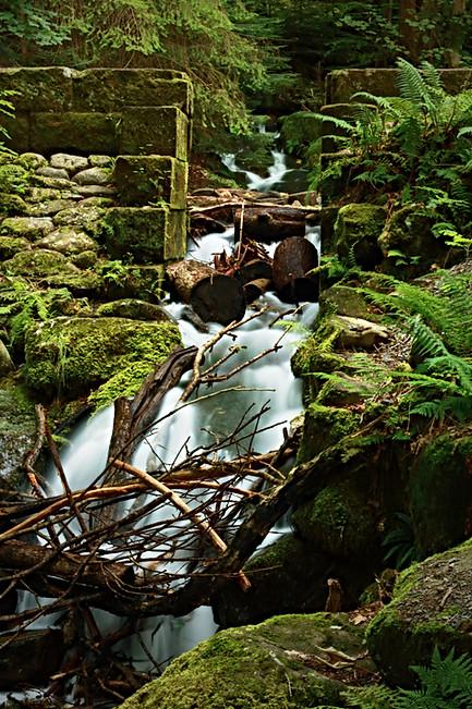 Dodd Waterfall