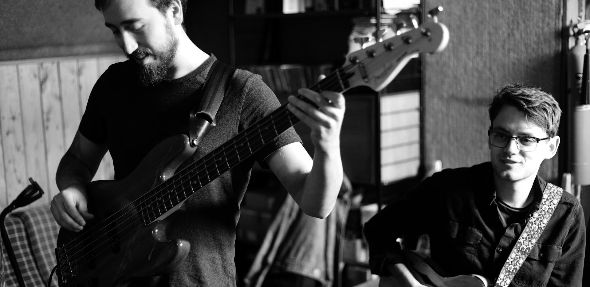 Paddy and Matt @Gighouse Studio