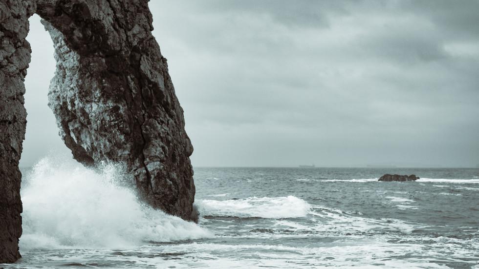Waves at the Door