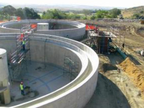 BOKAMOSO WASTE WATER TREATMENT PLANT