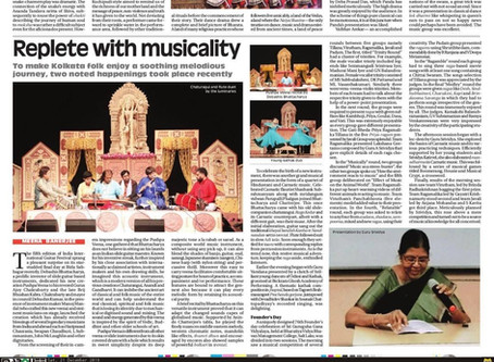 Replete with Musicality!
