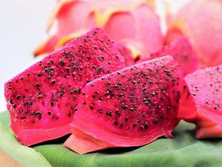 【開箱】炎炎夏日吃什麼?綠生農場火龍果自然甜最對味