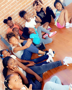 kids in the studio picture