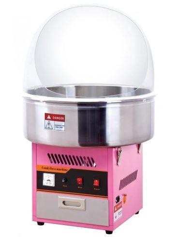 Leie av sukkerspinn maskin - 1 døgn