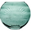 Thumbnail: Green Glass Vase - Daisy/Disc