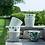 Thumbnail: Old Style Dutch Green Pot
