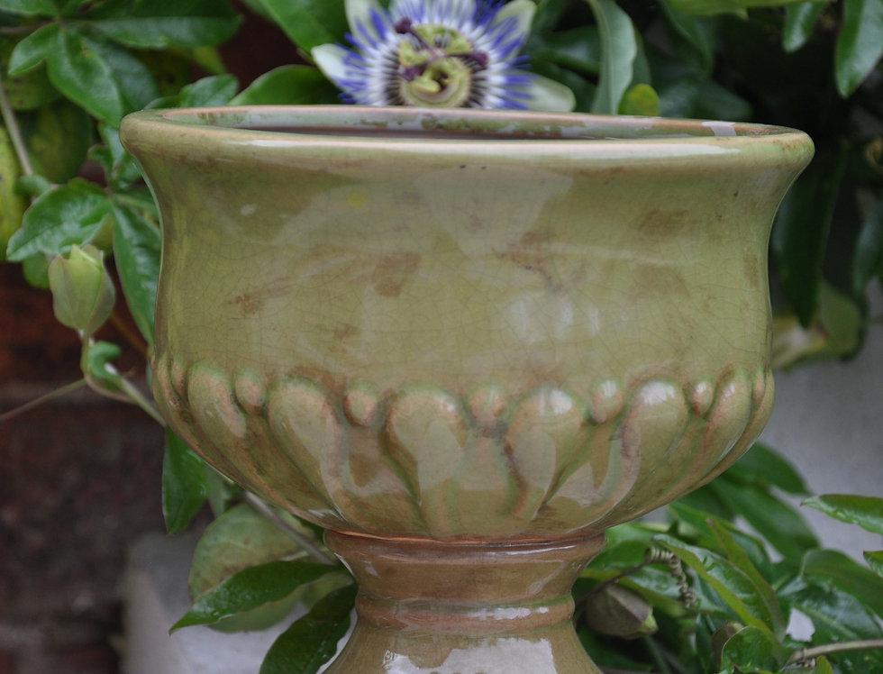 Elegant Ceramic Urn