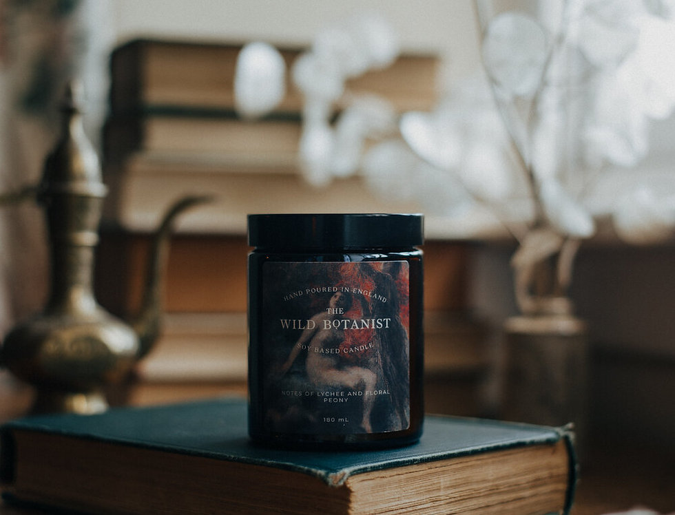 Lychee & Peony Candle - The Gallery Collection