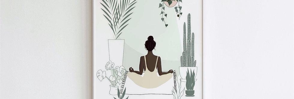 Plant Mama Print