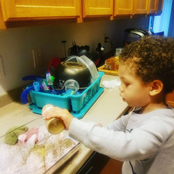 Home cooked meals at #eceacademy _Every Child Excels Daycare is now accepting youth ages 2 to 10. Su