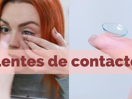 ¿Cómo saber qué lentes de contacto puedo usar?