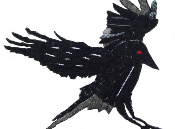 Kalila wa Dimna Crow