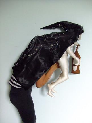 Moon puppet