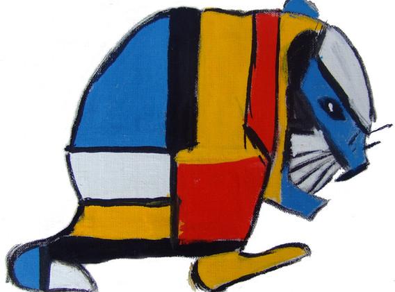 Mondrian Mouse