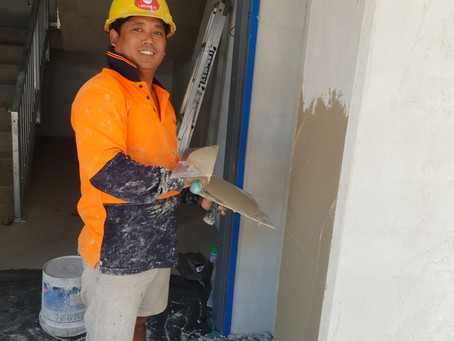 Meet Dhan our 2nd Year Apprentice from Bhutan
