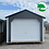 "Thumbnail: *SOLD* 12' x 27' Metal ""Garage"""