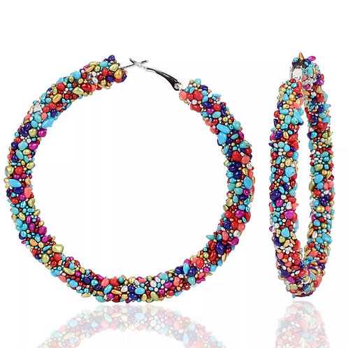 Color Me Hoops (GOLD)