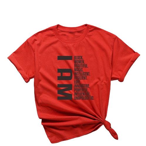 """""""I AM """" T-Shirt"""