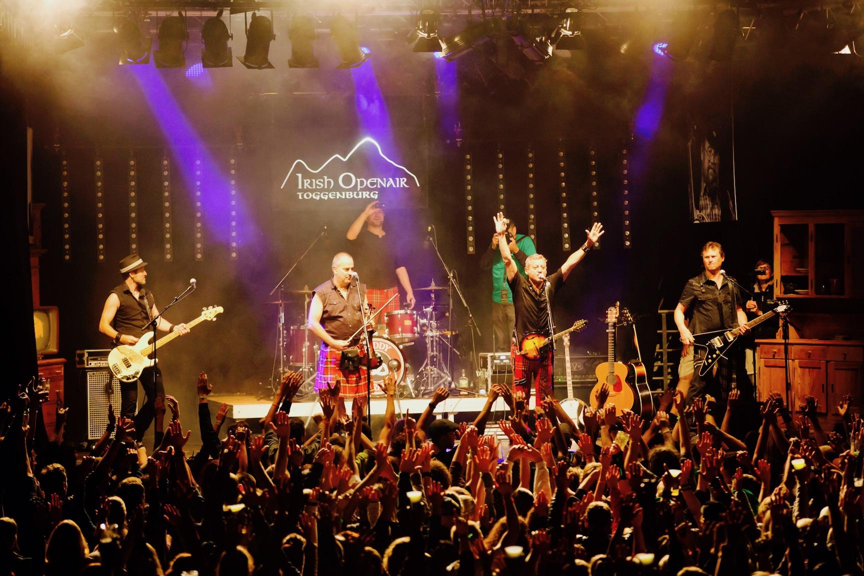 Celtic Rock Band | PADDY MURPHY