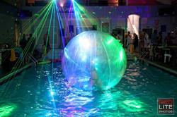 Floating Performers