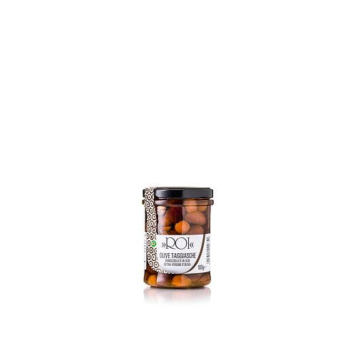 Olives Taggiashe denoy pot 180grs