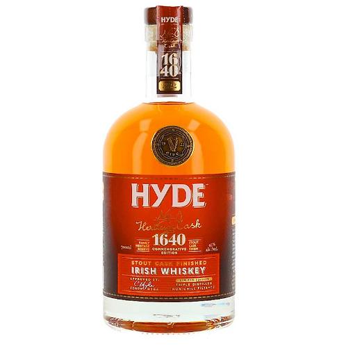 Whisky Irlandais Hyde N°8