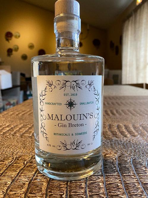 Gin Malouin's
