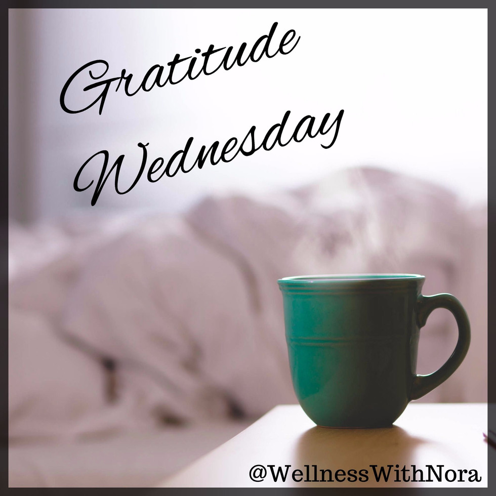 Gratitude Wednesday: Exciting Days To Come