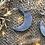 Thumbnail: Cement Crescent Moon Decoration