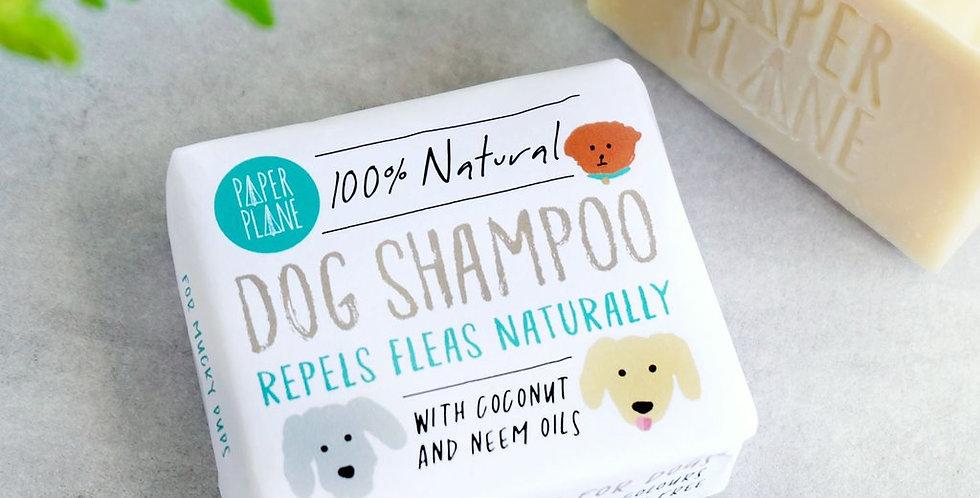Dog Shampoo 100% Vegan + Natural